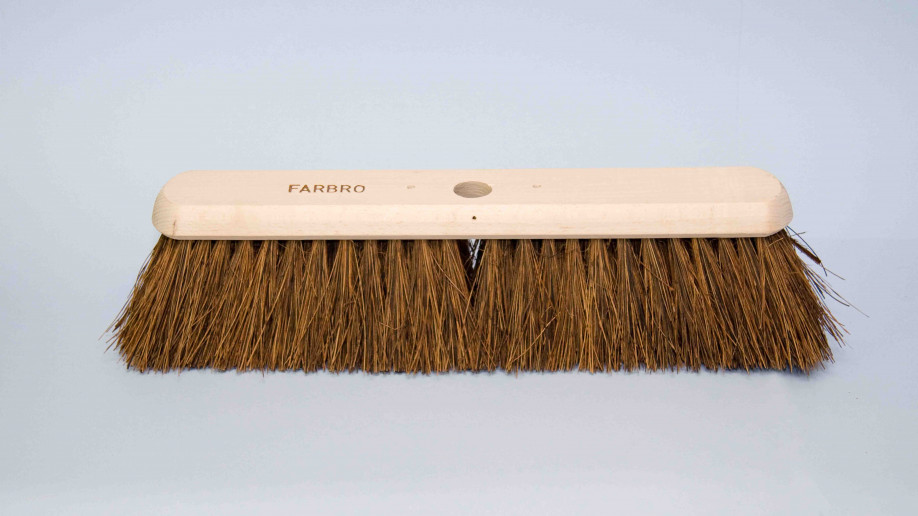 18 46CM FLAT TOP BASSINE PLATFORM BROOM EA.