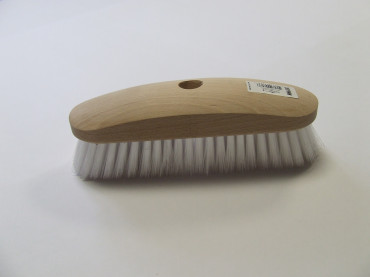 9.25  POLY DECK SCRUBBING BRUSH EA.