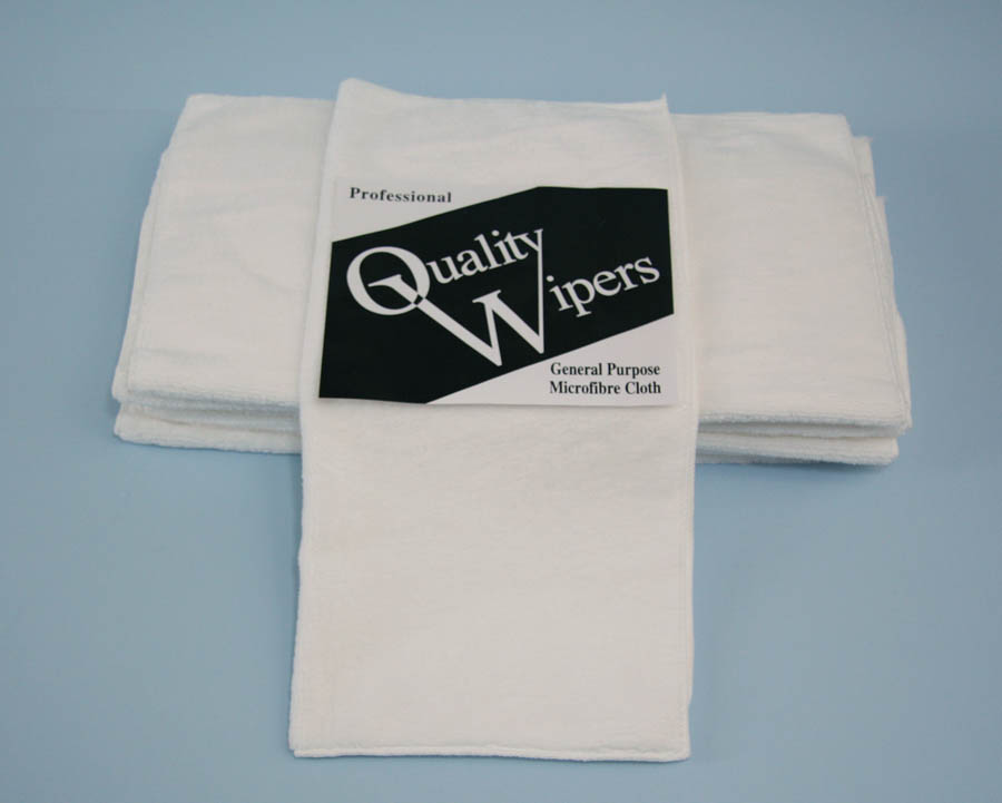 GENERAL MICROFIBRE CLOTH - WHITE - BOX