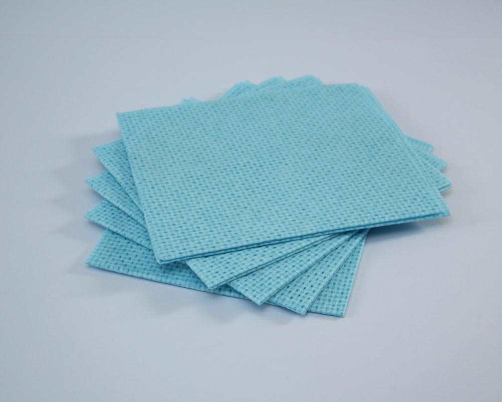 HEAVY DUTY NON-WOVEN CLOTH - BLUE