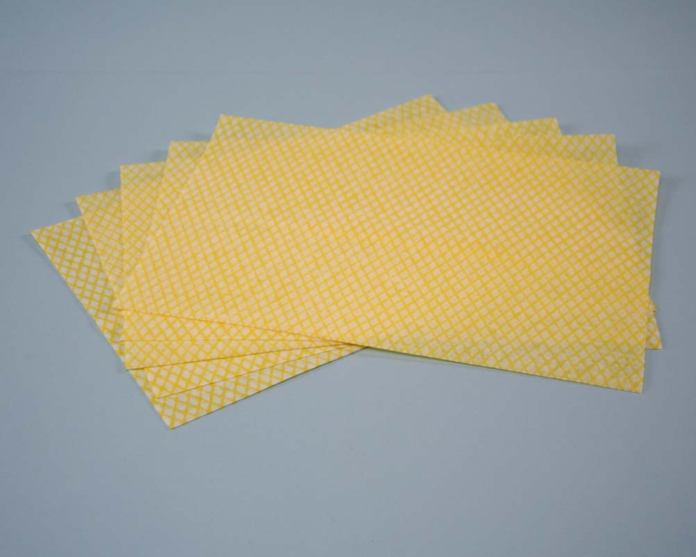 MULTI PURPOSE NON-WOVEN CLOTH - YELLOW